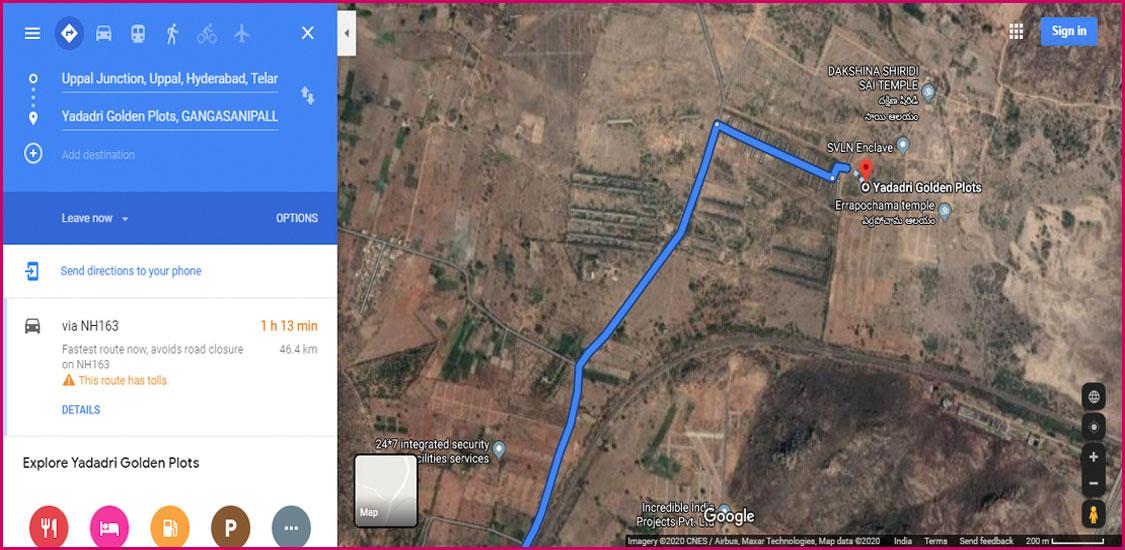 Google Maps satellite images-4