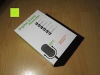 Verpackung: GHB 8GB Digitales Diktiergerät Aufnahmegerät Audio Voice Recorder mit Stereoaufnahmen, MP3 Player und USB Spericher -Schwarz