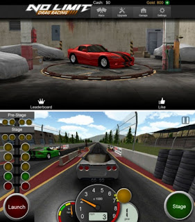 No Limit Drag Racing Mod APK Unlimited Money