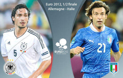 euro 2012 regardez en direct allemagne vs italie du 28 juin 2012 en live sur internet. Black Bedroom Furniture Sets. Home Design Ideas