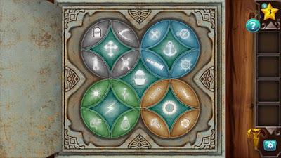 окончательное решение с кругами в последней головоломке