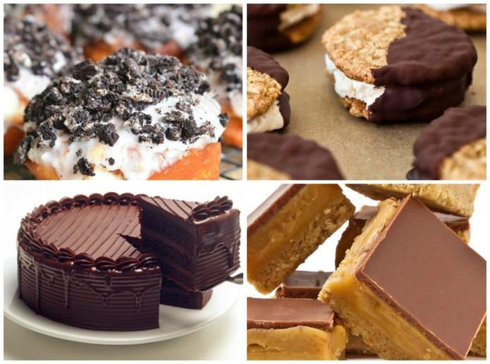 Top Five Chocolate Desserts Recipes to try in 2017