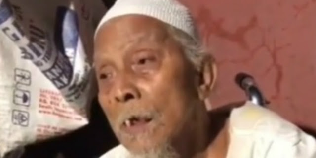 Dipaksa Mengemis Oleh Keluarganya, Kakek Aslan: Ya Allah Cabut Nyawa Saya