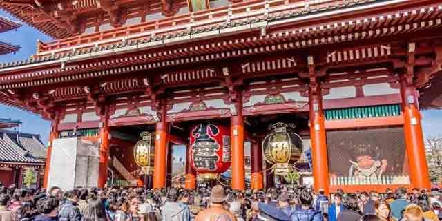 hatsumode Festival Perayaan Tahunan di Jepang