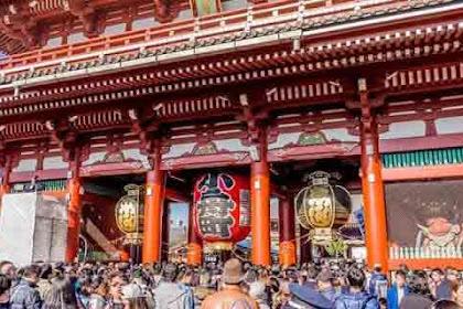 Festival Perayaan Tahunan di Jepang