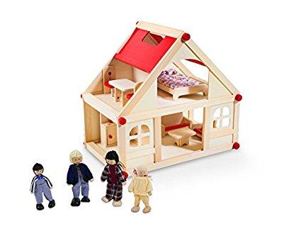 Un mundo para carol alternativas a los juguetes del lidl for Casita de madera ikea