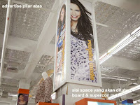 furniture semarang - etalase pakaian butik distro muslim hijaber 03