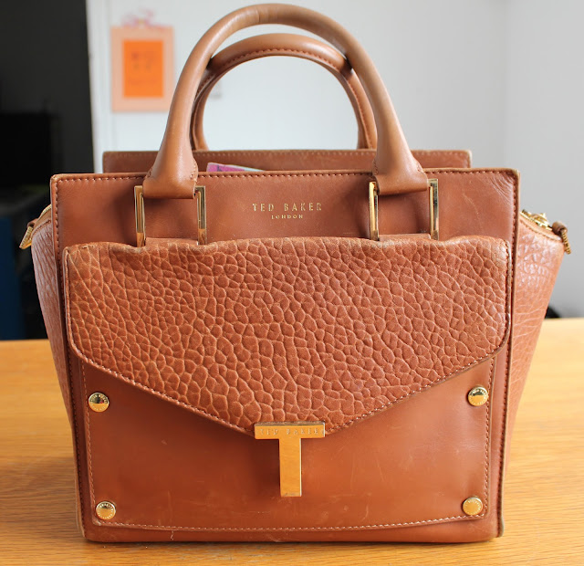 What's in my Bag - Ted Baker Handbag