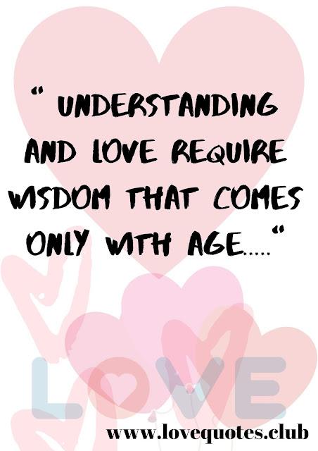 love quotes understanding