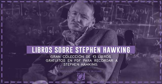 Libros sobre Stephen Hawking en PDF Gratis