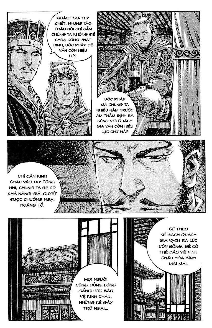 Hỏa phụng liêu nguyên Chương 374: Gian thần trung thần [Remake] trang 12