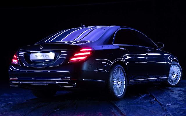 Mercedes registrou melhor semestre de vendas da história