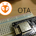 Over the Air NodeMcu Dev Kit V1.0 PlatfromIO