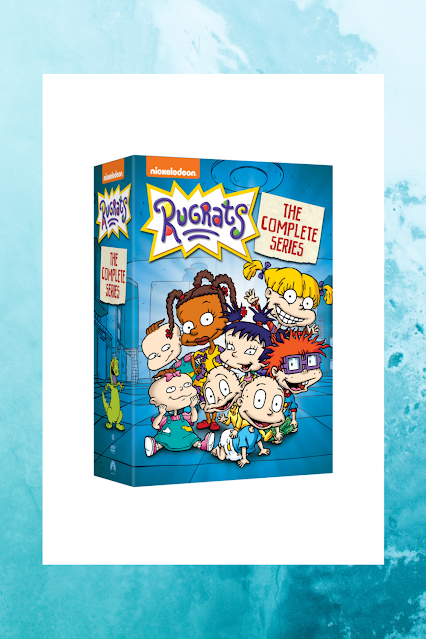 Nickelodeon Rugrats The Complete Series DVD Collection