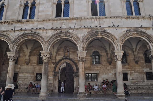 Foto de Entrada al Palacio del Rector, Que ver en Dubrovnik