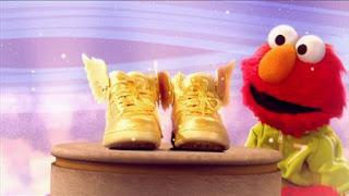 Elmo the Musical Athlete the Musical, Sesame Street Episode 4325 Porridge Art season 43