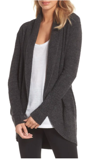 Barefoot Dreams CozyChic Lite Circle Cardigan