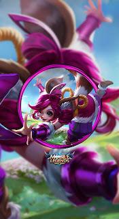 Nana Feline Wizard Heroes Support Mage of Skins V1