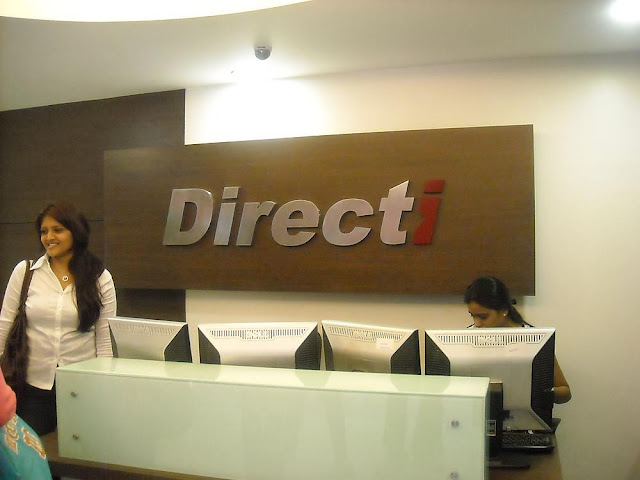 Directi Walk-In Drive for Frehers/Experienced