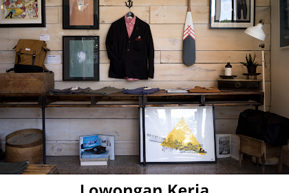 Lowongan Kerja Toko Fokus Jaya Screen Printing
