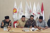 Dikawal Puluhan Pendukung, Sulaiman MT Daftar Balonkada di Partai Gerindra