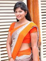 Anjali Hot Stills from Alludu Singam Movie