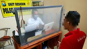 Diduga Cabuli Model Saat Bikin Konten, You Tuber dari Ngadiluwih Kediri Dikecrek Polisi