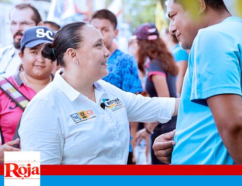 Trabajaremos sin miedo por la seguridad de las familias: Cristina Torres