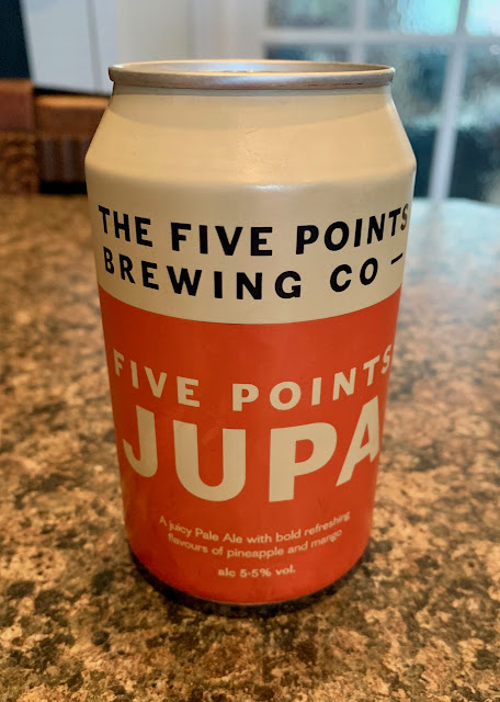 Five Points Jupa Beer