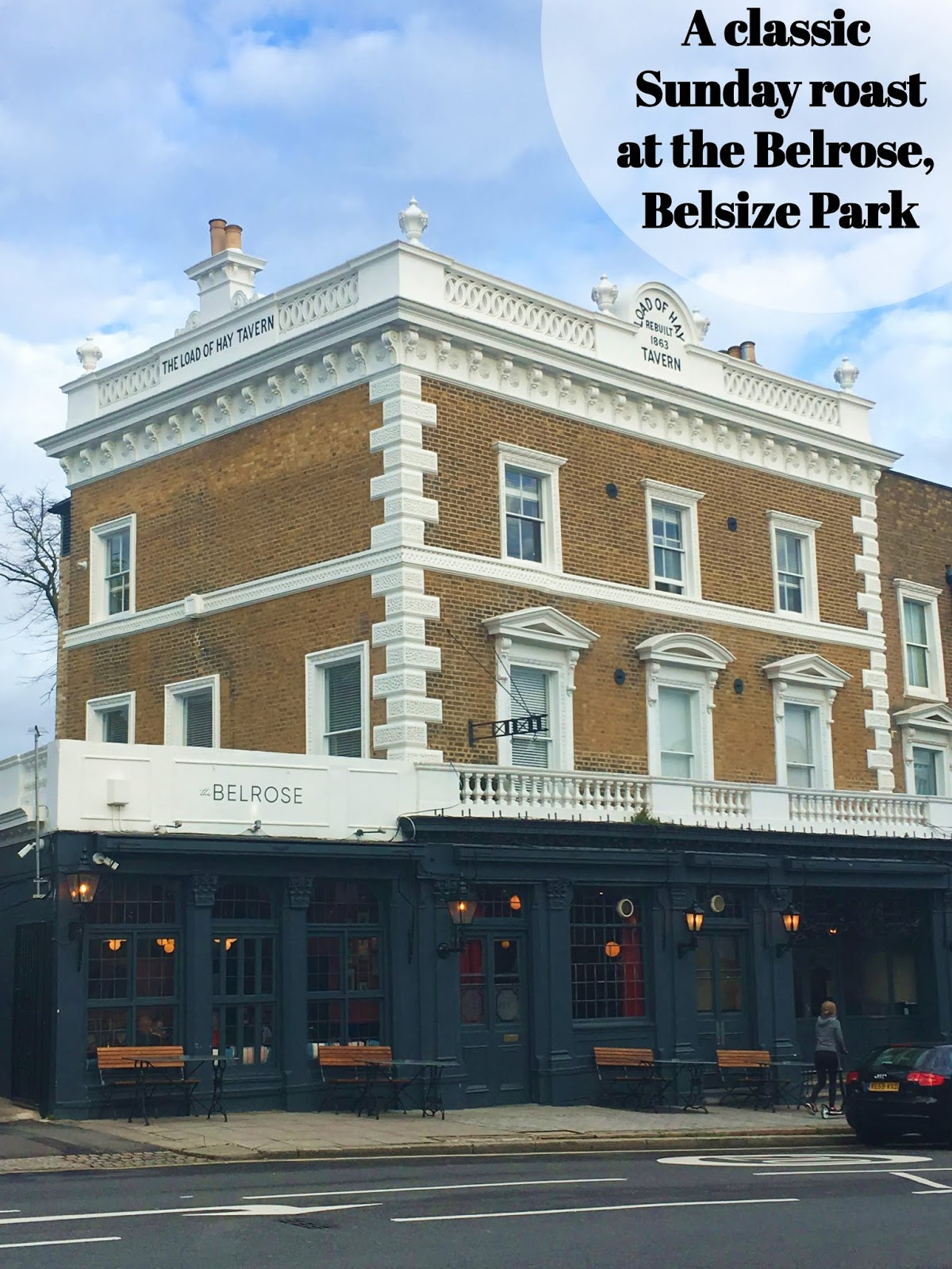 Classic Sunday Roast at the Belrose, Belsize Park