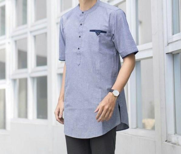 Tampil Keren Di hari Raya, Yuk Intip Rekomendasi Baju Koko Pria Disini