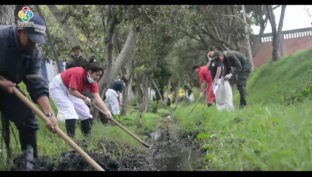 Autoridades de Facatativá hacen llamado a la comunidad por temporada de lluvias