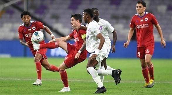 مشاهدة مباراة العين والشارقة بث مباشر اليوم 30-10-2020 دوري الخليج العربي