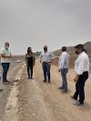 Cabildo de Fuerteventura  finaliza los trabajos de recebe de los caminos de la Punta de Jandía y Cofete