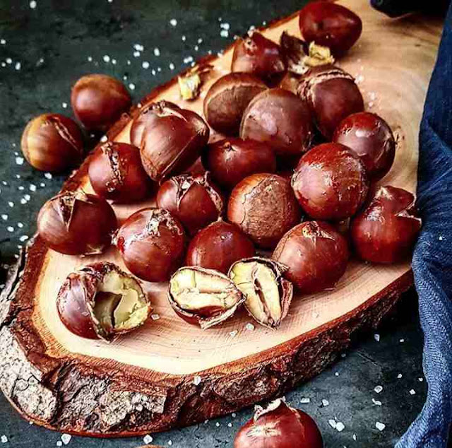 What is Chestnut and it's nutrition value and health benefits