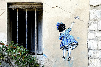 Sunday Street Art : Polar Bear - rue de l'Equerre - Paris 19
