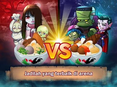 Bakso Horror: Cooking Adventure MOD XAPK
