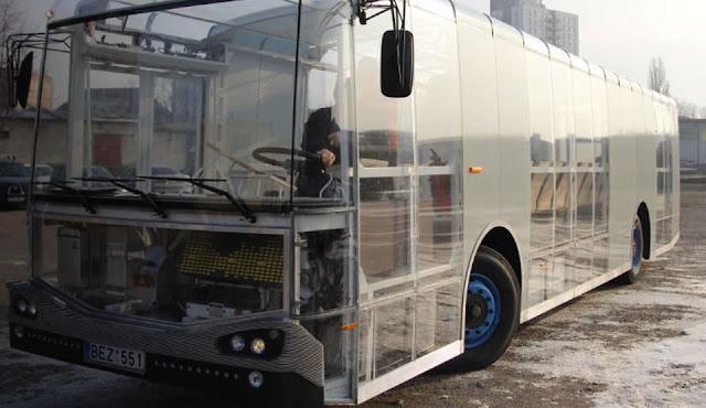 Die zweitgrößte Stadt Litauens beeindruckt uns mit einem neuartigen Bus Projekt.