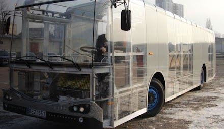Dancer Bus | Zurück in die Zukunft mit einem Škoda TR14
