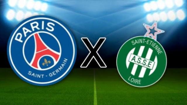 بث مباشر مباراة باريس سان جيرمان وسانت إيتيان