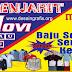 Desain Banner Penjahit Konveksi cdr gratis