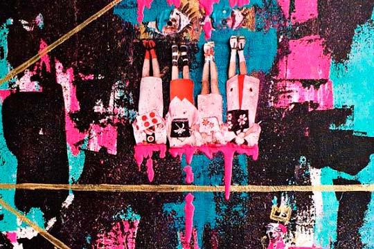 Pintura, Reinas de moda de Marche Zapata