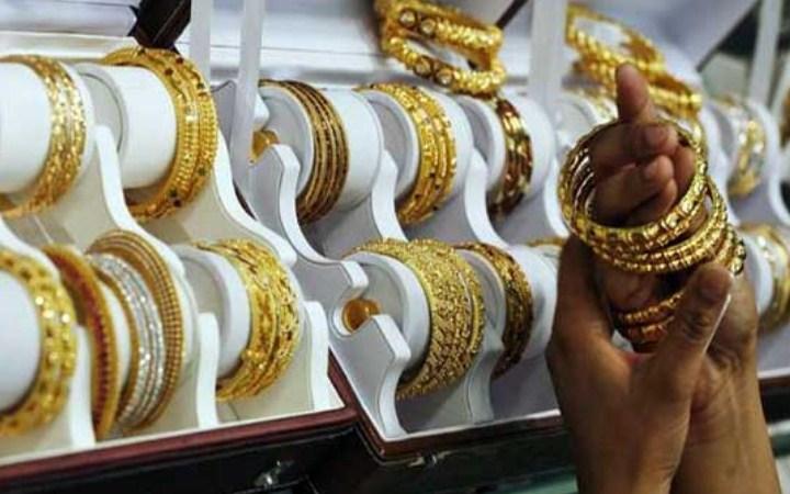 Harga emas naik sebanyak Rs250, didagangkan pada Rs87,900 per tola