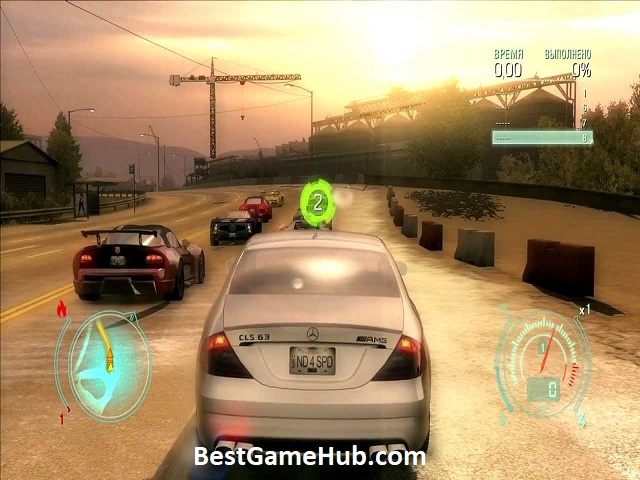 Need For Speed Undercover Compressed Torrent Game Download