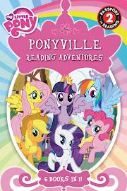 MLP Ponyville Reading Adventures Book Media