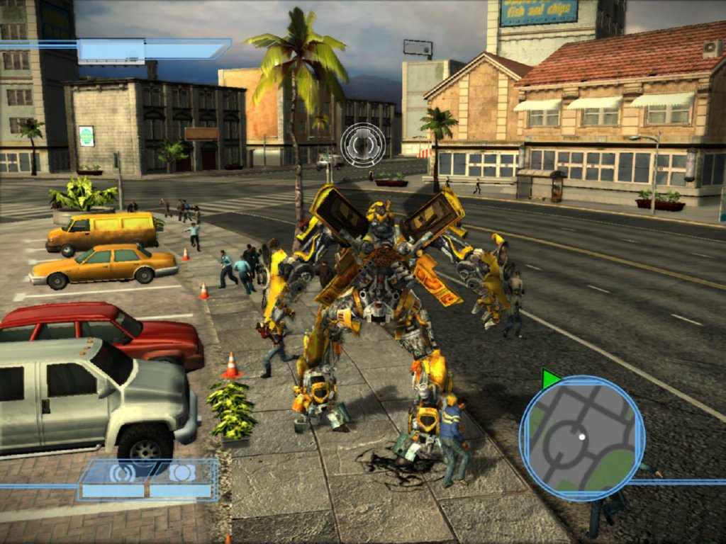 Transformers The Game Pc Full Version Game Free Download