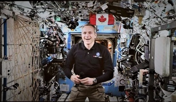 The David Saint-doctor says Jacques faces long recovery after return to Earth,