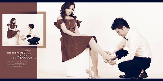 Chụp ảnh cưới tại Đà Lạt Studio