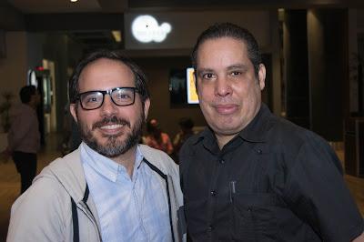 Joan Prats y Humberto Almonte