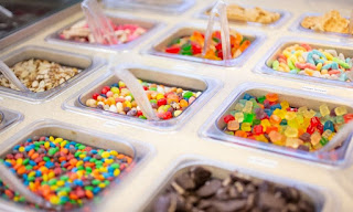 The Most Creative Ice Cream Toppings